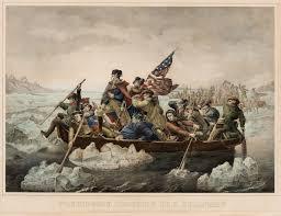 Deleware Flag Washington Crossing The Delaware Reynolda House Museum Of