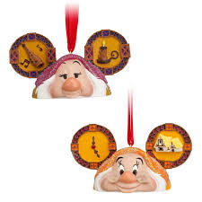 snow white and the seven dwarfs ear hat ornament set us flickr