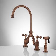 moen copper kitchen faucet rubbed bronze kitchen faucet vs chromium loccie better homes