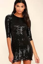 bodycon dresses lovely black dress black sequin dress lbd bodycon dress 64 00
