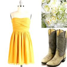 yellow country style bridesmaid dresses u2013 dress ideas