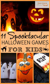 kid halloween games party 11 spooktacular halloween games for kids sons birthday