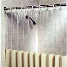 See Through Shower Curtain Solid Square See Through Shower Curtain U2014 Sublipalawan Style