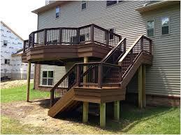 walkout basement designs 59 deck with walkout basement designs beautiful deck designs