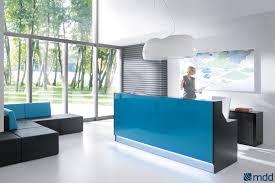 L Reception Desk by Linea Linear Reception Desk Dark Turquoise Buy Online At Best