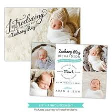free birth announcements templates january freebie birth