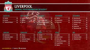 Jadwal Liga Inggris Wallpaper Jadwal Pertandingan Liga Inggris Liverpool 2016 2017