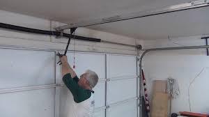 Garage Doors Charlotte Nc by Fix Broken Garage Door Spring