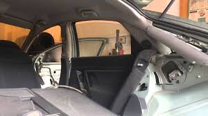 What Are Side Curtain Airbags Curtain Airbag Deployment Youtube