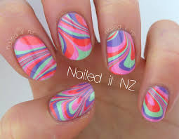water marble nails tips tricks u0026 a tutorial youtube