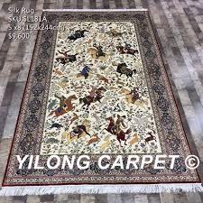 Silk Oriental Rugs Carpet Persian Carpet Handmade Carpet Oriental Carpet Silk Carpet