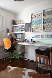 Craft Room Office - craft room and office space real homes