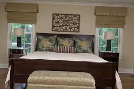 Drapery Ideas For Bedrooms 20 Roman Shades And Curtain Ideas Creating Beautiful Modern