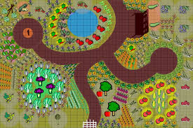 Garden Layout Exles Of Inspiring Garden Plans Growinginteractive