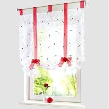 Tie Top Curtains White Kitchen Curtains Amazon Curtain Extremely Creative Cafe Curtains