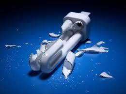 safe cleanup tips for broken cfls