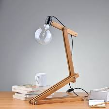 Make Wood Desk Lamp by 25 Best Desk Lamp Ideas On Pinterest Best Desk Lamp Lamps And