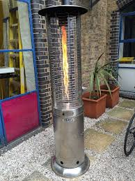 inferno patio heater goliath 15kw commercial gas flame patio heater in hammersmith
