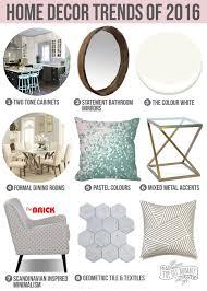 spring 2017 home decor trends fresh ideas for spring home decor 2016 thehomelovers inspiring