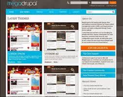 drupal themes latest 30 best free drupal 7 responsive themes 2014