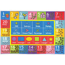 kc cubs playtime collection math symbols numbers and shapes
