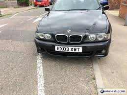 bmw 525i sport for sale 2003 saloon 525 for sale in united kingdom