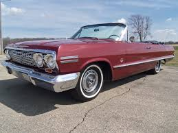 Vintage Ford Trucks For Sale Australia - 1963 chevrolet impala convertible u2013 top notch vehicles