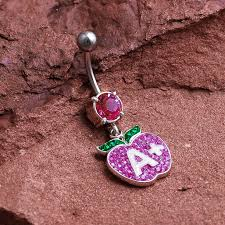 belly rings long images Copy of long dangle belly rings 14g body zentral jpg