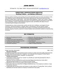 manufacturing resume examples resume examples templates cool format executive resume examples
