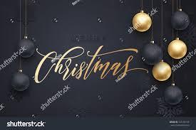 premium luxury christmas background holiday greeting stock vector