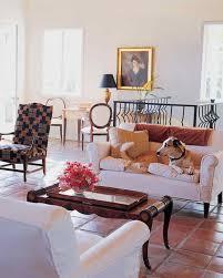 1920s Living Room by Home Tour Ojai California Villa Martha Stewart