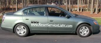nissan altima 2005 oil light how to change the spark plugs on nissan altima 2003 2 5l u2013 reset