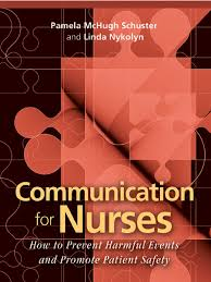 communication for nurses patient safety competence human
