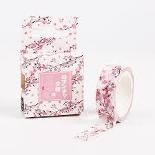 washi tape japanese cherry blossom washi tape kawaii pen shop