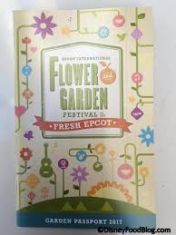 2017 epcot flower and garden festival the disney food blog