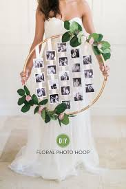 diy wedding decorations wedding ideas diy 26 creative diy photo display wedding