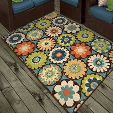 Modern Indoor Outdoor Rugs Indoor Outdoor Rugs Colorful Contemporary Area Rugs Brown Area