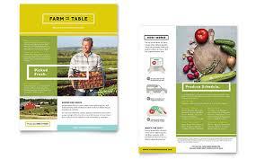 Sales Sheet Template Sales Sheet Templates Indesign Illustrator Publisher Word