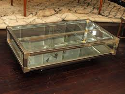 Glass Display Coffee Table Glass Display Coffee Table Glass Top Display Coffee Table Sale