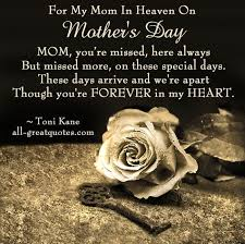 my s day happy mothers day in heaven quotes messages images pictures