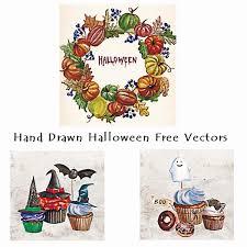 halloween vectors postcards free download cgispread part 19