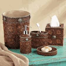 western themed bathroom ideas bath accessories