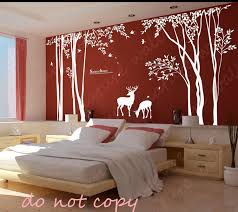 forest decals room decor wall stickers kids wall decals baby