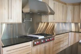 metal backsplash kitchen metal backsplash ideas kitchen amazing regarding 5 warface co