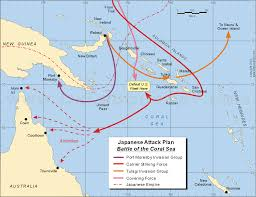 Guadalcanal Map Battles In The Pacific