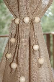 Where To Buy Curtain Tie Backs Best 25 Curtain Ties Ideas On Pinterest Diy Tassel Curtains