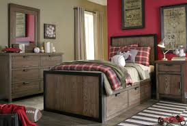 Bedroom Seat Fulton County Tawny Brown Panel Bedroom Set From Legacy Kids