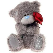 teddy valentines day me to you valentines day 10 tatty teddy holding