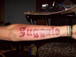 juggalo tattoo images u0026 designs