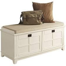 Storage Bench With Drawers Modern Storage Benches Allmodern